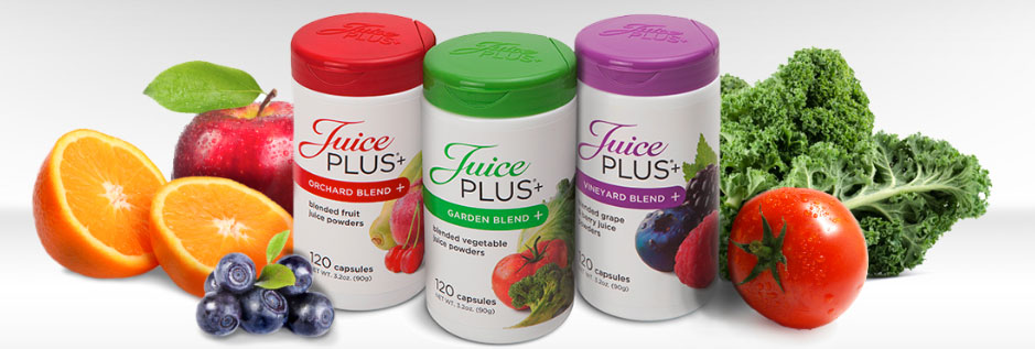 Introducing JuicePlus +